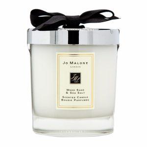 Jo Malone ароматна свещ 6.35см Wood Sage & Sea Salt